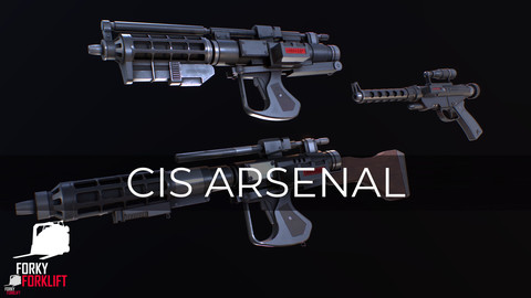 CIS Arsenal - Star Wars
