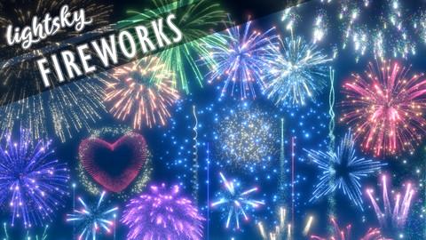 Lightsky Fireworks