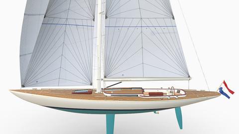 Yacht Eagle 54