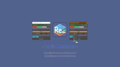 LacioRenamer