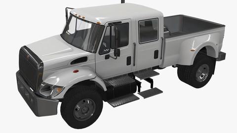 Monster Truck CXT 4x4