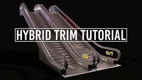 Escalator - Hybrid Trim PDF Tutorial