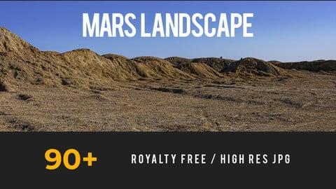 Desert Landscape / photo reference pack