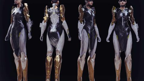 Nyota Character Design Tutorial