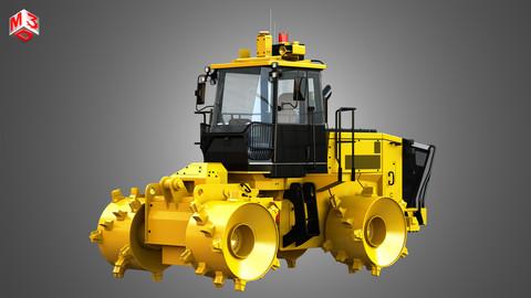 816K Vehicle 3D model