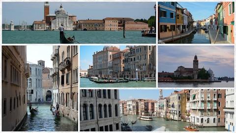 Venice, Burano, Murano   Reference Pack