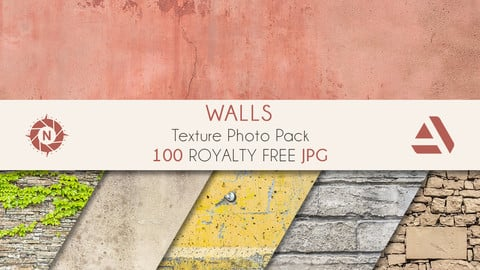 Texture Photo Pack: Walls