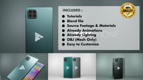 Phone Product Animation