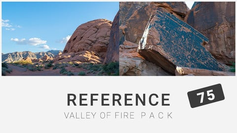 Reference: Valley of Fire Pack 75