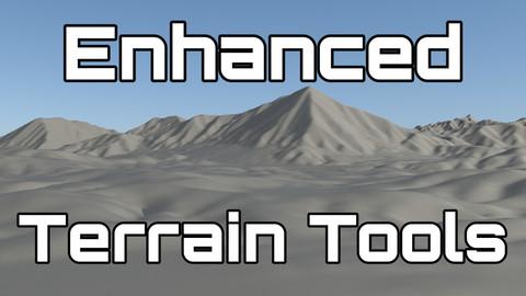 Enhanced Terrain Tools