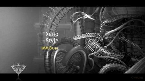 Xeno Style IMM Brush