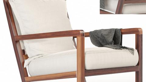Clio-Armchair b&b italia