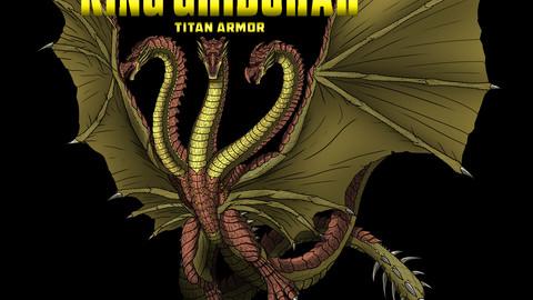 King Ghidorah (Titan Armor)