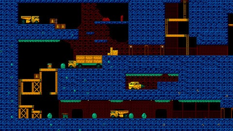 Cavern Tile-set for Unity