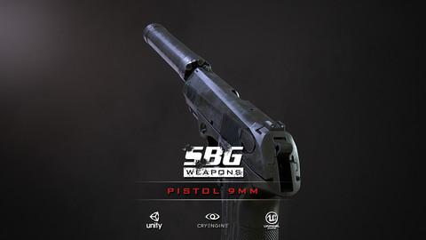SBG Pistol 9mm