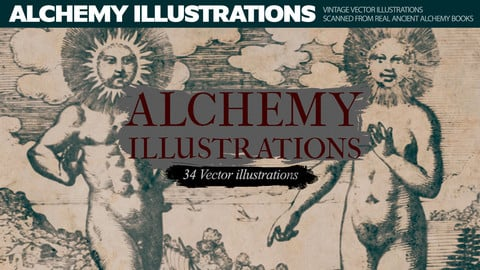 Alchemy Illustrations