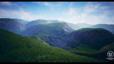 UE4 Terrain Brush