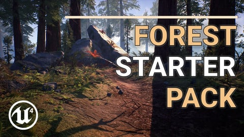 Unreal Engine - Forest Starter Pack
