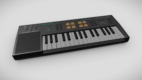 Casio SK-5 Sampling Keyboard