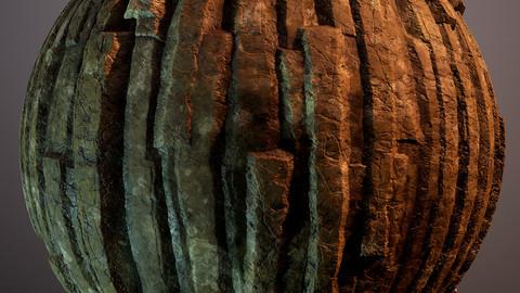Basalt Rock Material