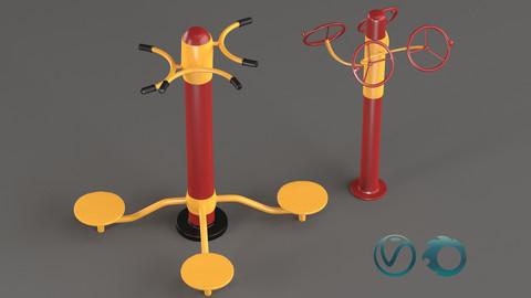 amusement park equipment-vol2