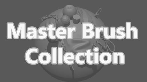 master brush collection v1
