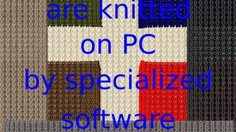 Knitting Textiles 1