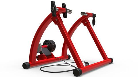 3D Bike trainer
