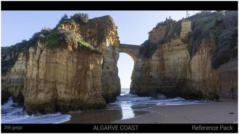 Algarve Coast Reference Pack