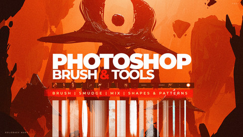 Photoshop Brush and Tools - Concept art | Free
