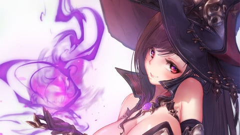 Tifa, the Dark Witch | Final Fantasy 7 NSFW Full Pack