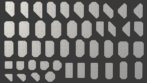 Greeble Panels