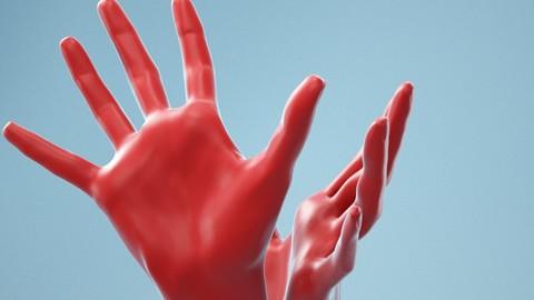 Releasing Realistic Hand