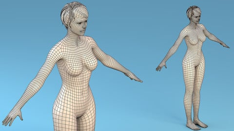 Base Character Female