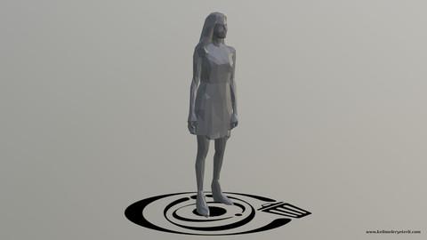 Human 054 LP R