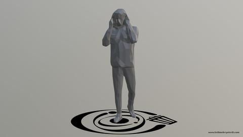 Human 055 LP R