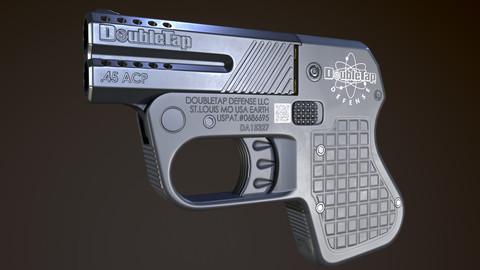Heizer Defense Double Tap Derringer 45 acp