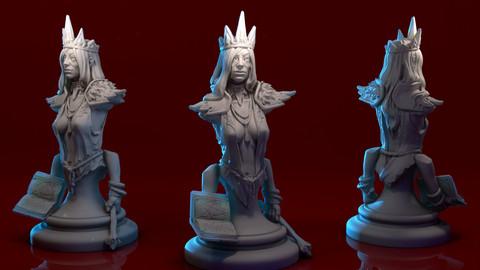 Generic sorceress STL