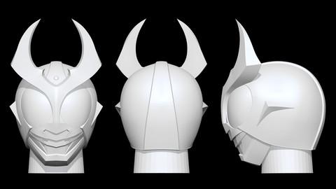 Kamen Rider Agito Helmet