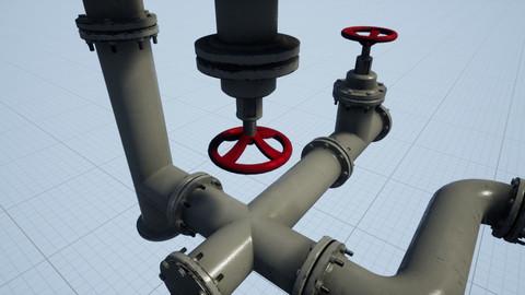 Modular pipe Pack