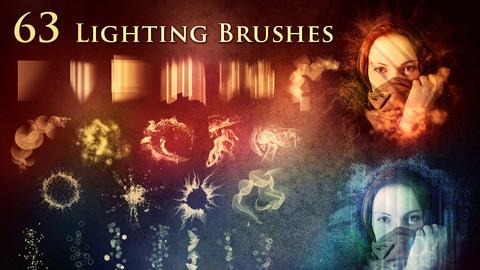 63 Lighting Brushes