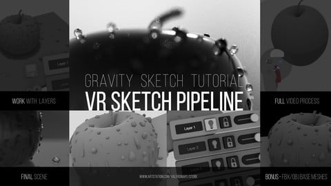 VR SKETCH PIPELINE - Tutorial