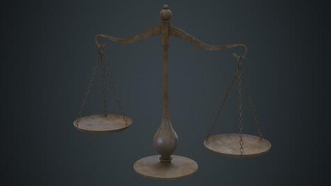 Balance Scale 1D