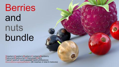 Berries and Nuts Bundle