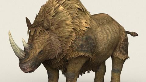 Ice Age Rhinoceros