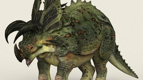 Fantasy Dinosaur