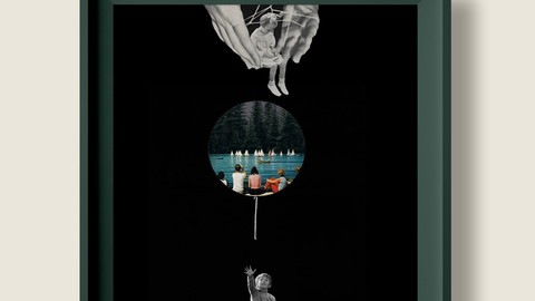 Nature | Digital Collage