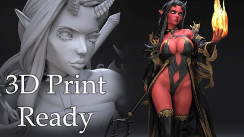 Devil 3D_Print