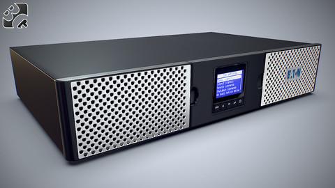 Eaton 9PX UPS 5000i 5 ( Server Rig Component )