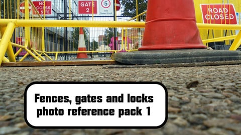 Fences, gates and locks